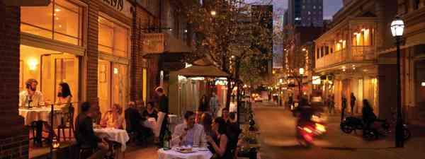Rigoni's Restaurant Bistro, Adelaide  (SATC)