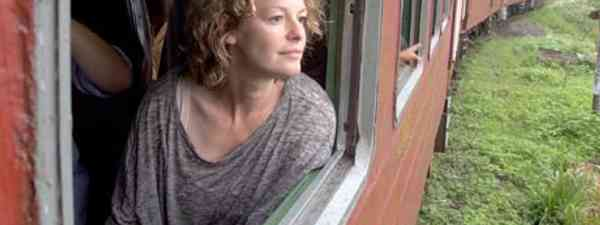 Kate Humble talks about her new programme, The Spice Trail (BBC/Lion Television Ltd)