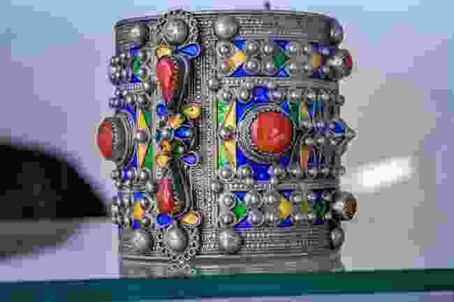 Traditional Berber jewellery (Shutterstock)