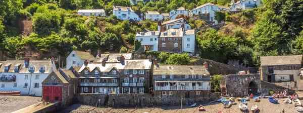 Clovelly in Devon, England, UK (Shutterstock)