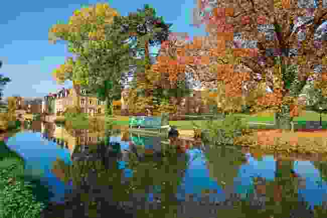 Stroudwater Navigation in the Cotswolds (Shutterstock)