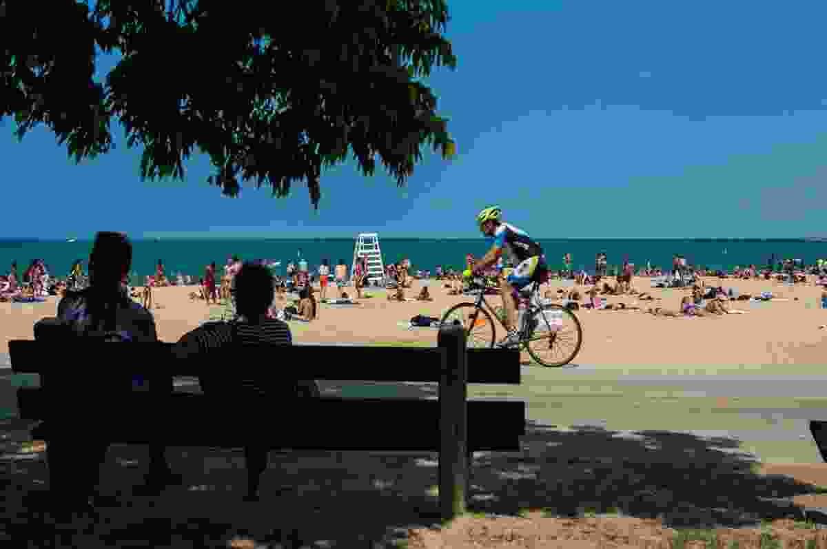The Lakefront Trail (Adam Alexander Photography Photo/Choose Chicago)