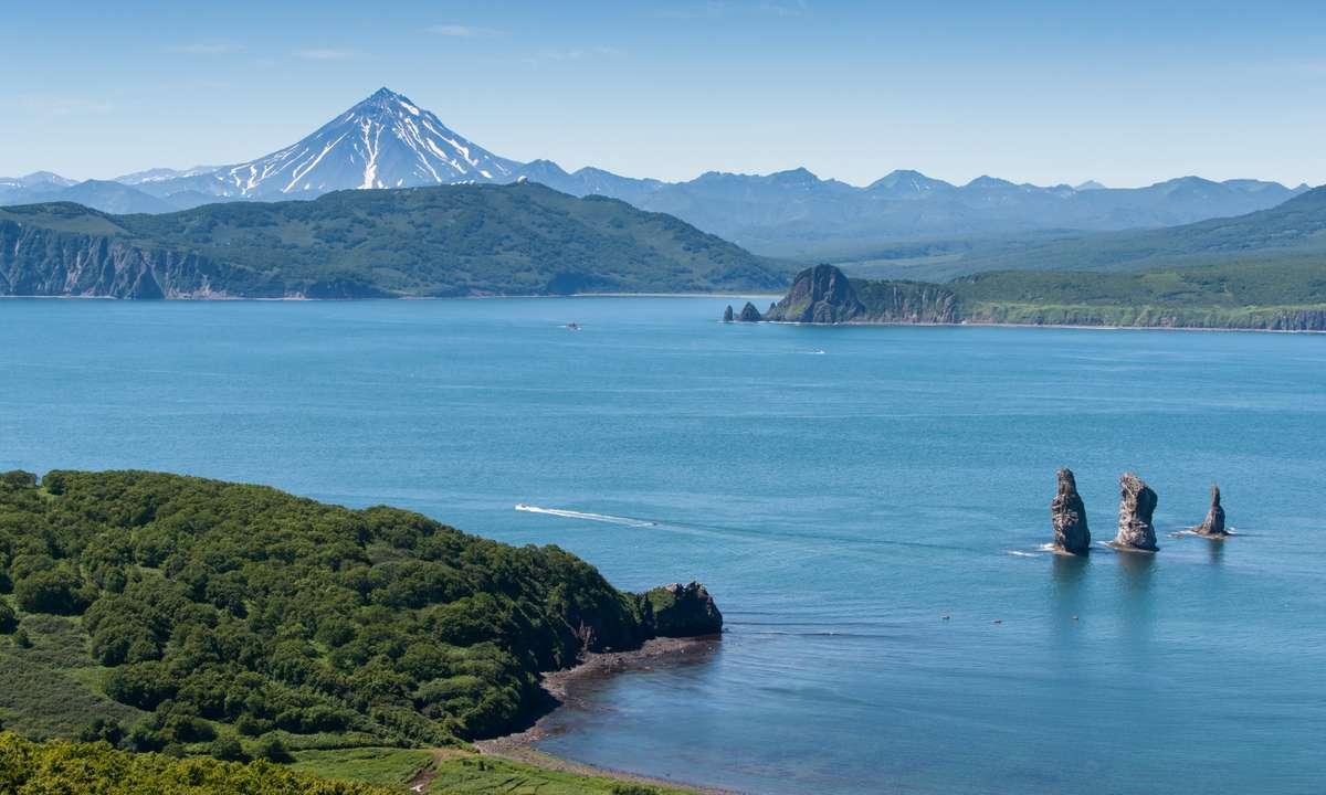 Kamchatka Peninsula, Russia (Dreamstime)