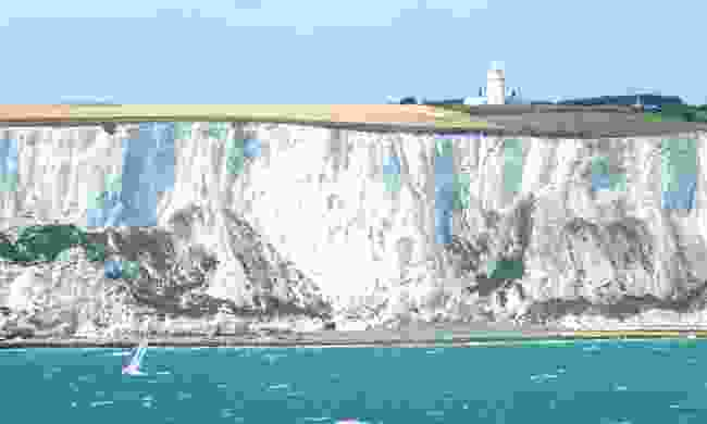 The White Cliffs of Dover (Dreamstime)