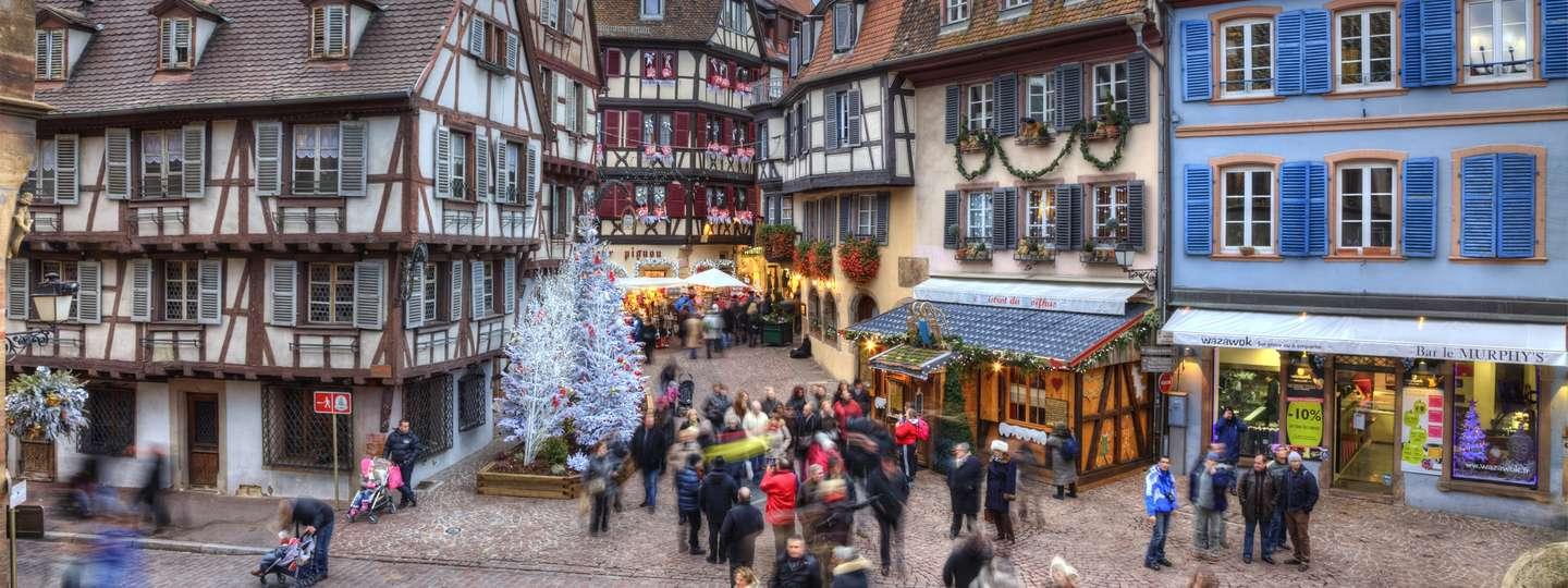 Colmar at Christmas (Dreamstime)