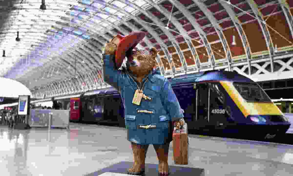 Paddington at Paddington Station (Dreamstime)