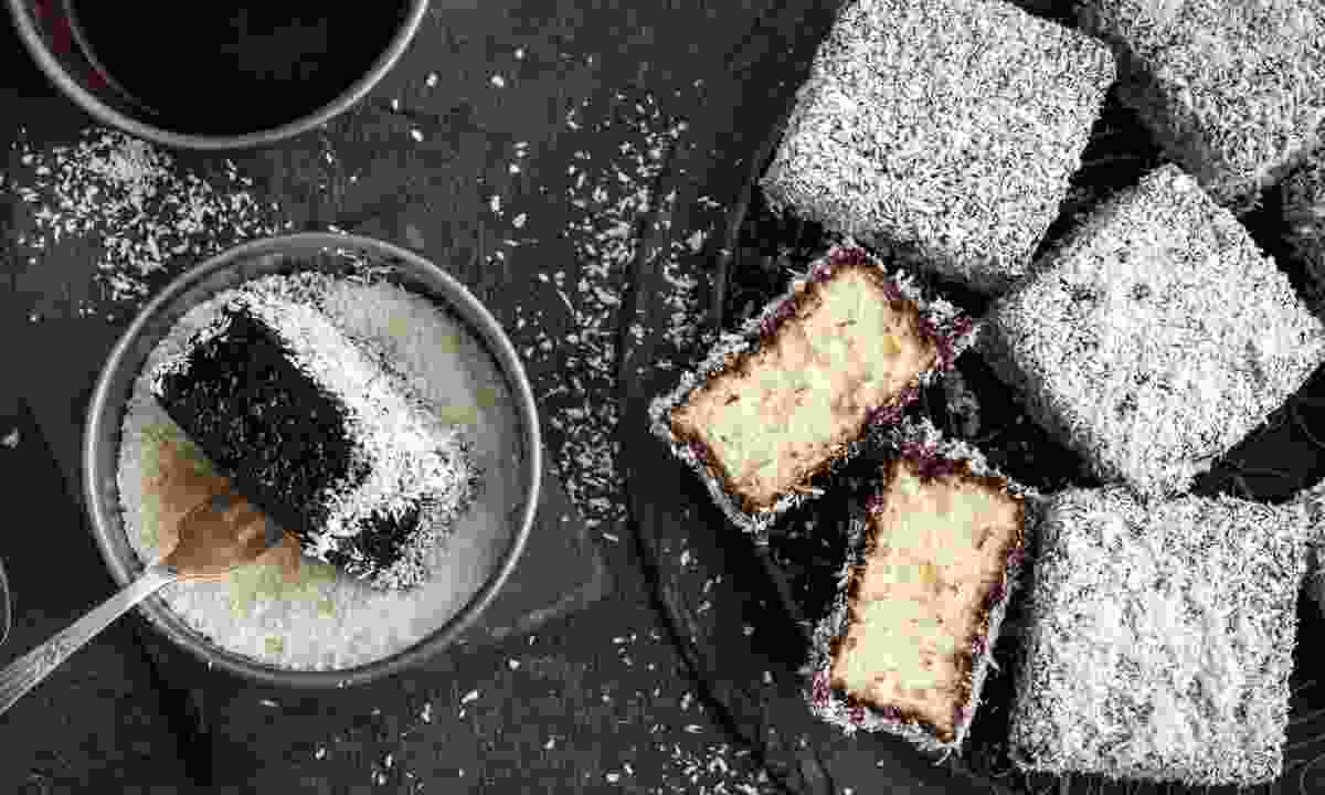 Lamingtons (Dreamstime)