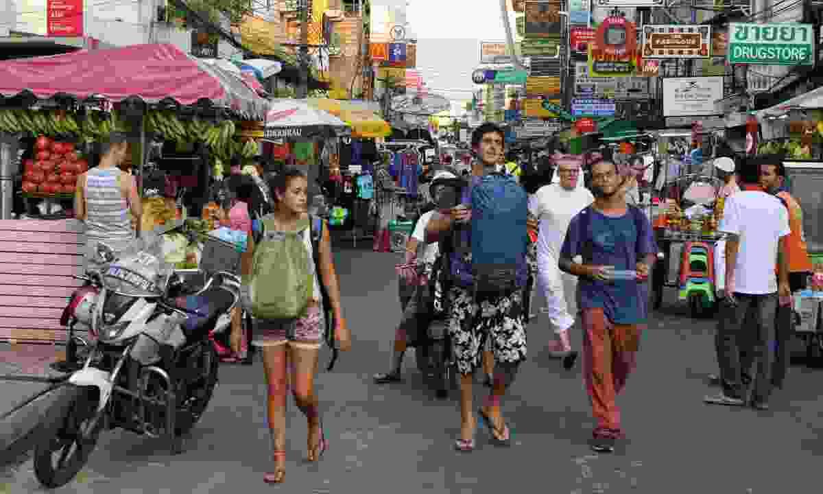 Khao San Road, Bangkok (Dreamstime)