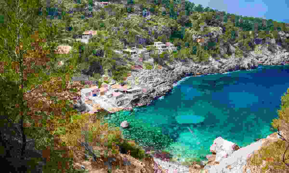 Cala Deià Beach, Spain (Dreamstime)