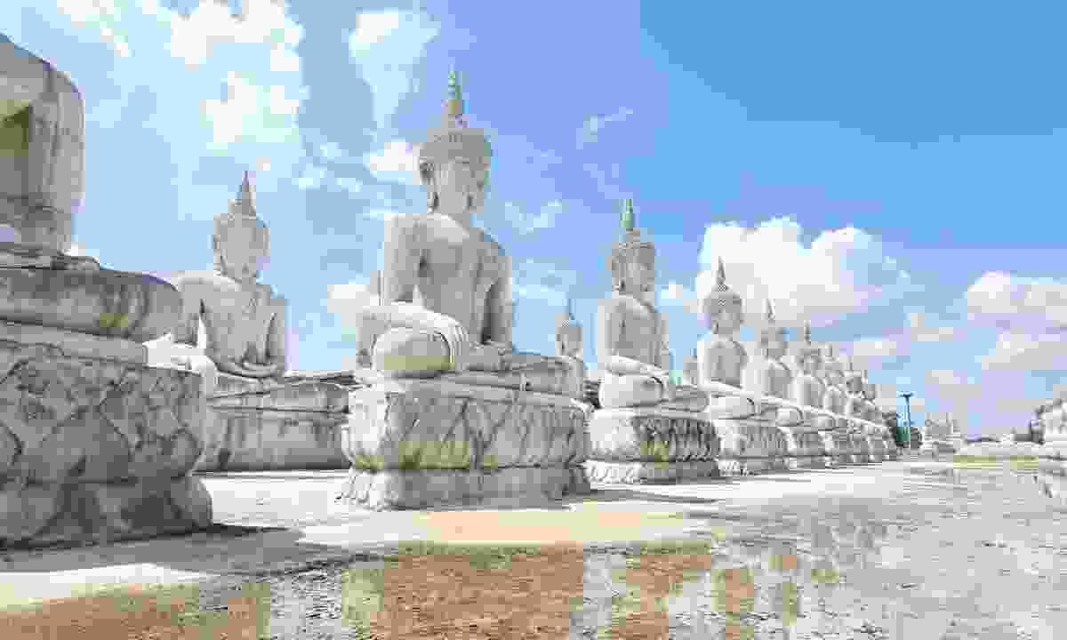 Buddha statue park in Nakhon Si Thammarat (Dreamstime)