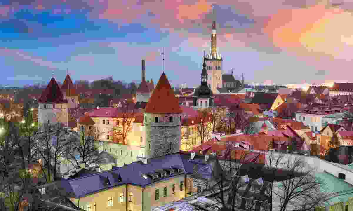Tallin, Estonia (Dreamstime)