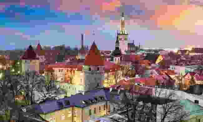 Tallin, Estonia (Dreamstime)