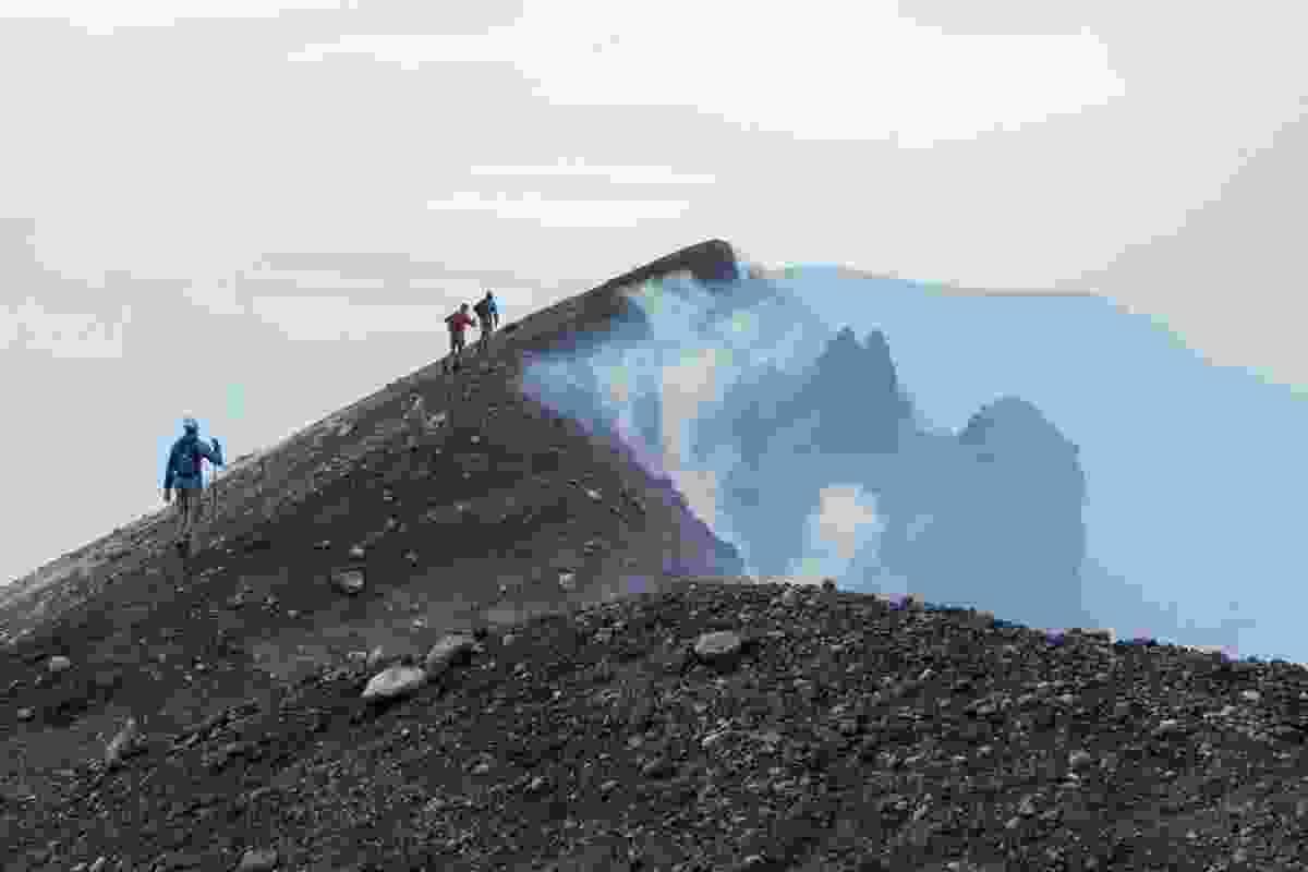 Mount Etna (Dreamstime)