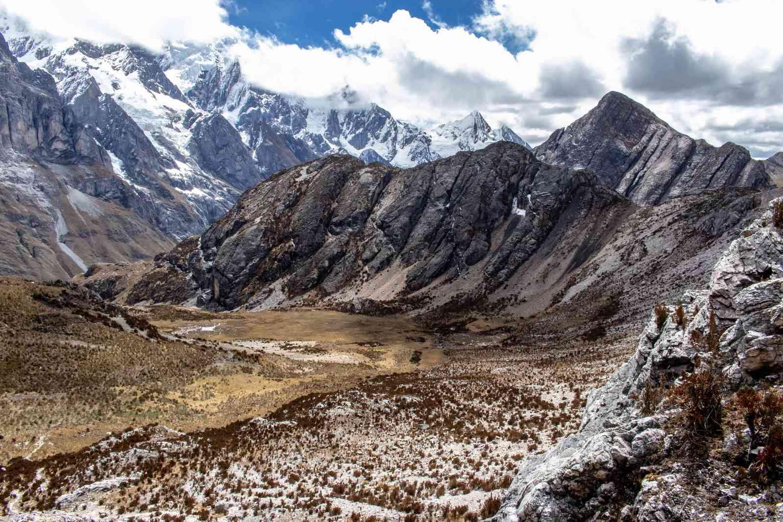 Cordillera Huayhuash Circuit, Peru. (Dreamstime)