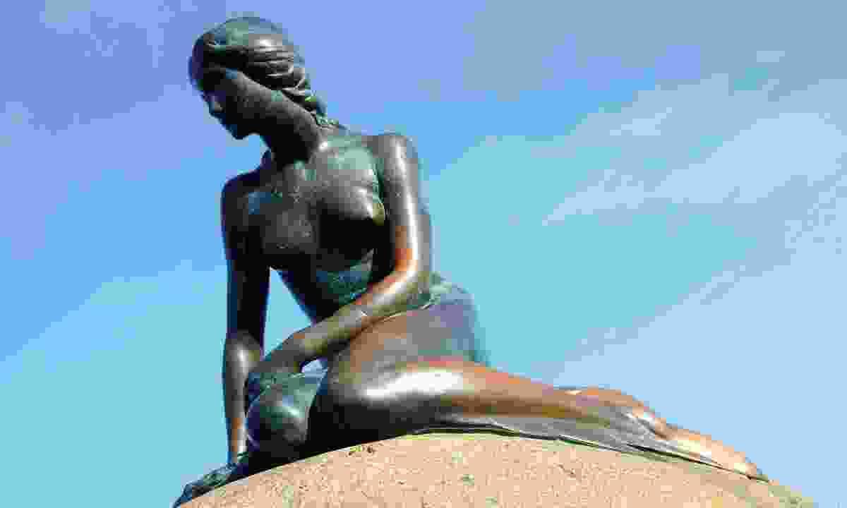 Little Mermaid statue (Dreamstime)