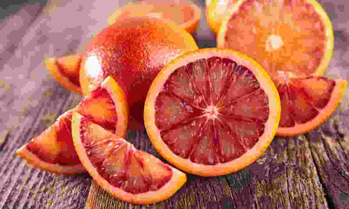 An ode to the blood orange (Dreamstime)