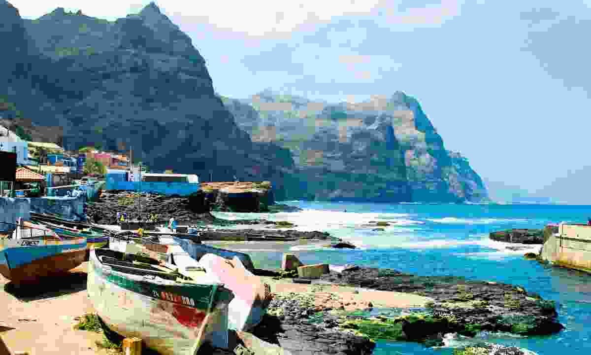 The wild Cape Verde coast (Dreamstime)