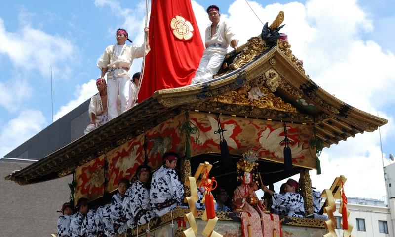 Gion Matsuri (Dreamstime)
