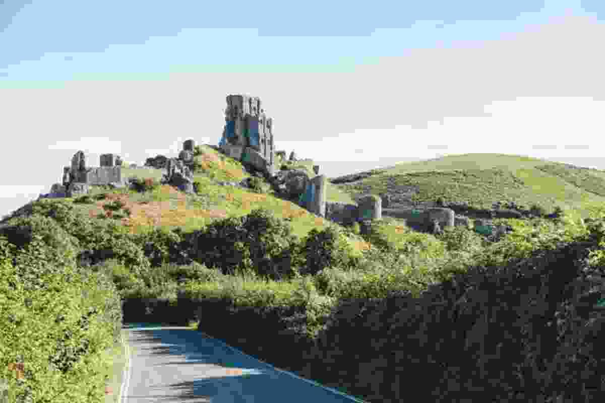 Corfe Castle (Jack Thurston)