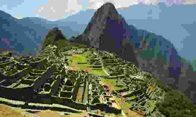 Machu Picchu (KE Adventure Travel)