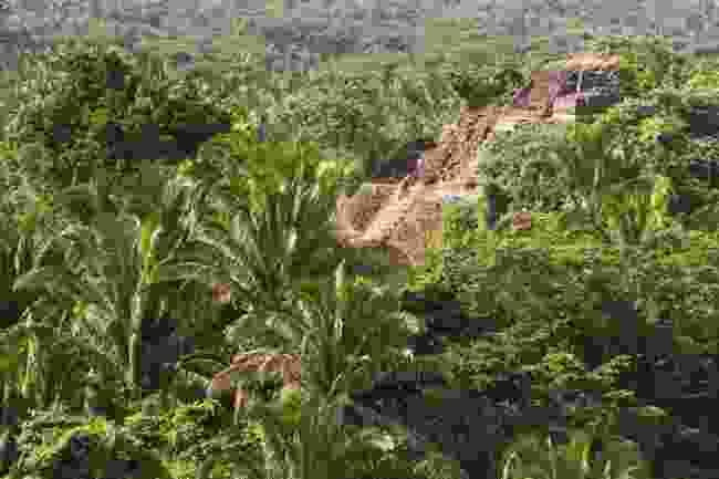 Lamanai in Belize (Shutterstock)