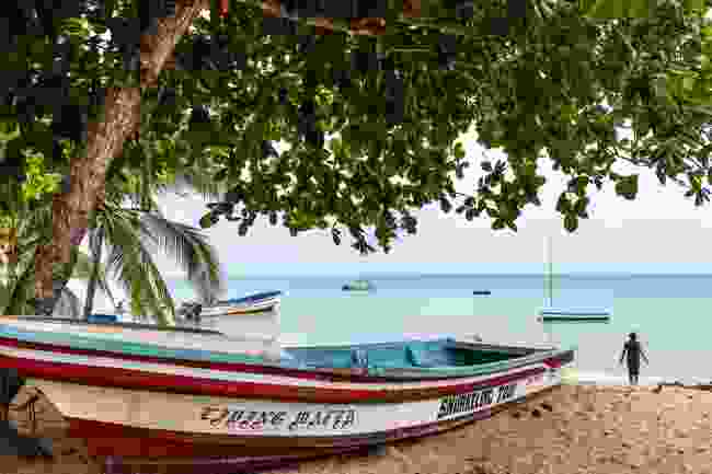 Little Corn Island (Sarah Gilbert)