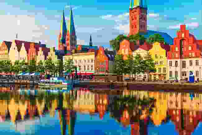 Lubeck, Germany (Shutterstock)