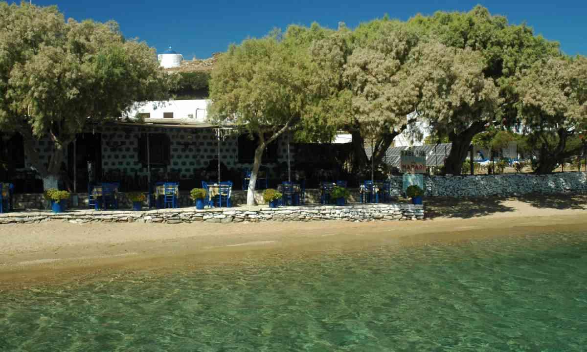 Maráthi beach tavern (Marc Dubin)