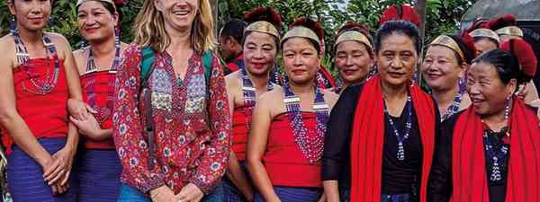 The last headhunters in Nagaland (Antonia Bolingbroke-Kent)