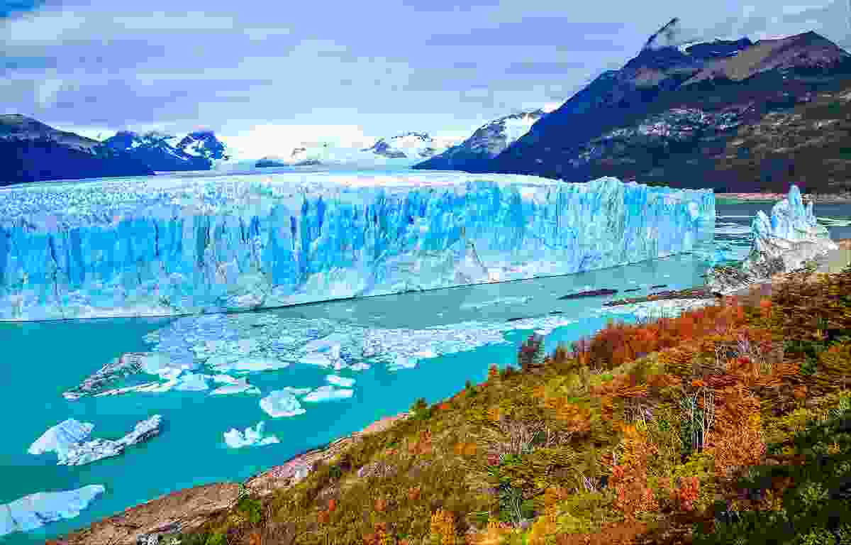 A glacier in Patagonia, Argentina (Shutterstock)