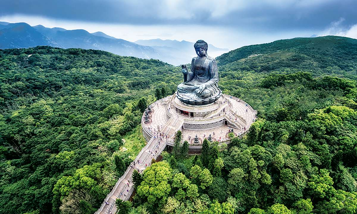 Buddha's birthday is one of the most important celebrations in the Hong Kong calendar (Daniel Peckham/ Hong Kong Tourism Board)