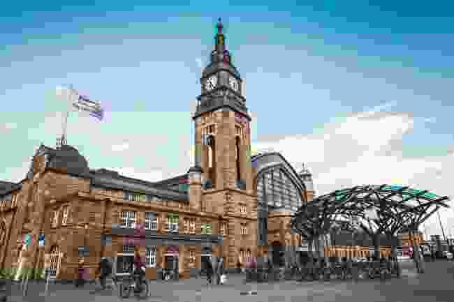 Hamburg Central Railway Station (Sun_Shine/Shutterstock)