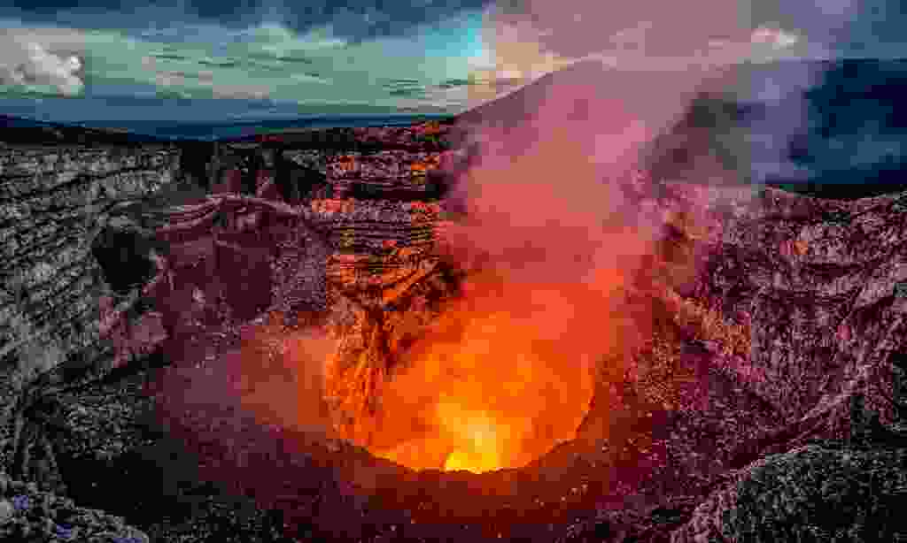 Gaze into Masaya's crater (Shutterstock)
