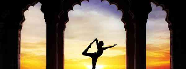 Where to go in India for yoga and wellnnes trips (Shutterstock)