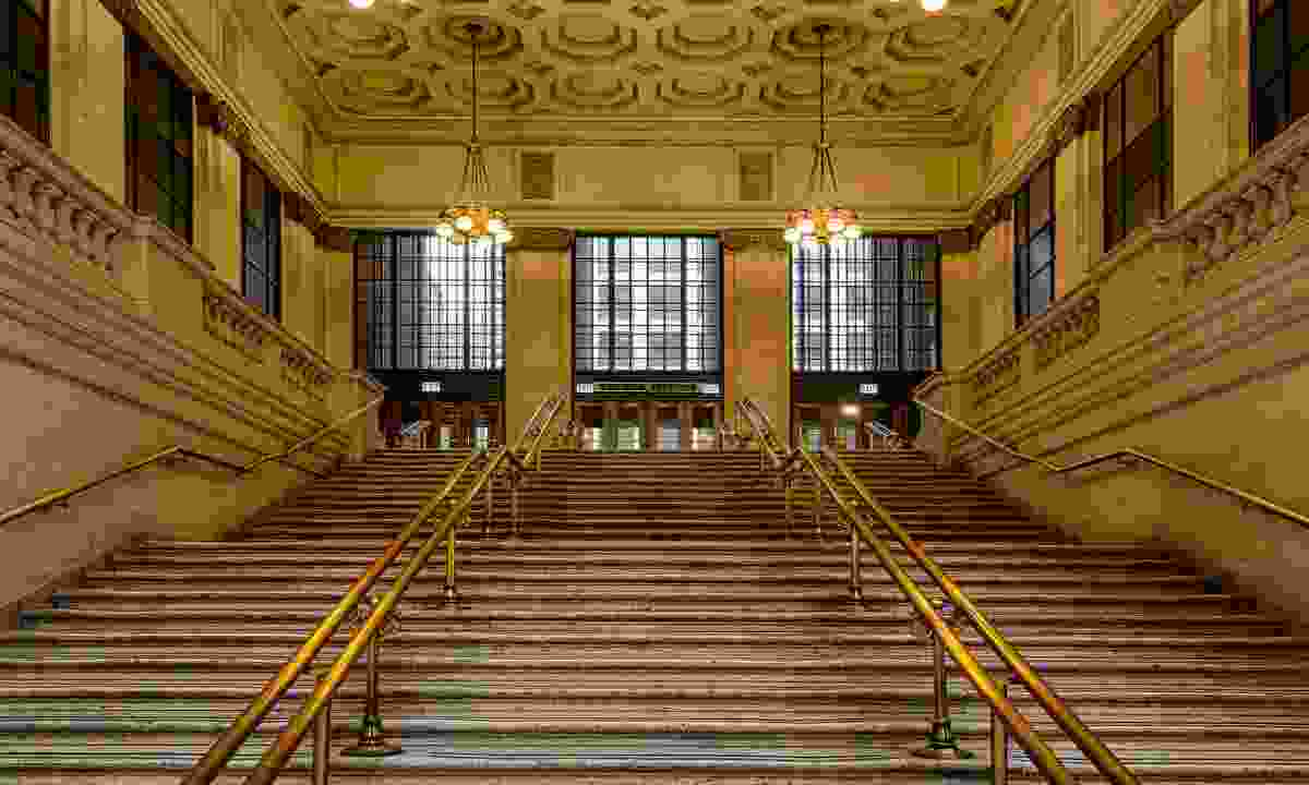 You'll have stars in your eyes at Union Station in Chicago, a popular filming location (Shutterstock)