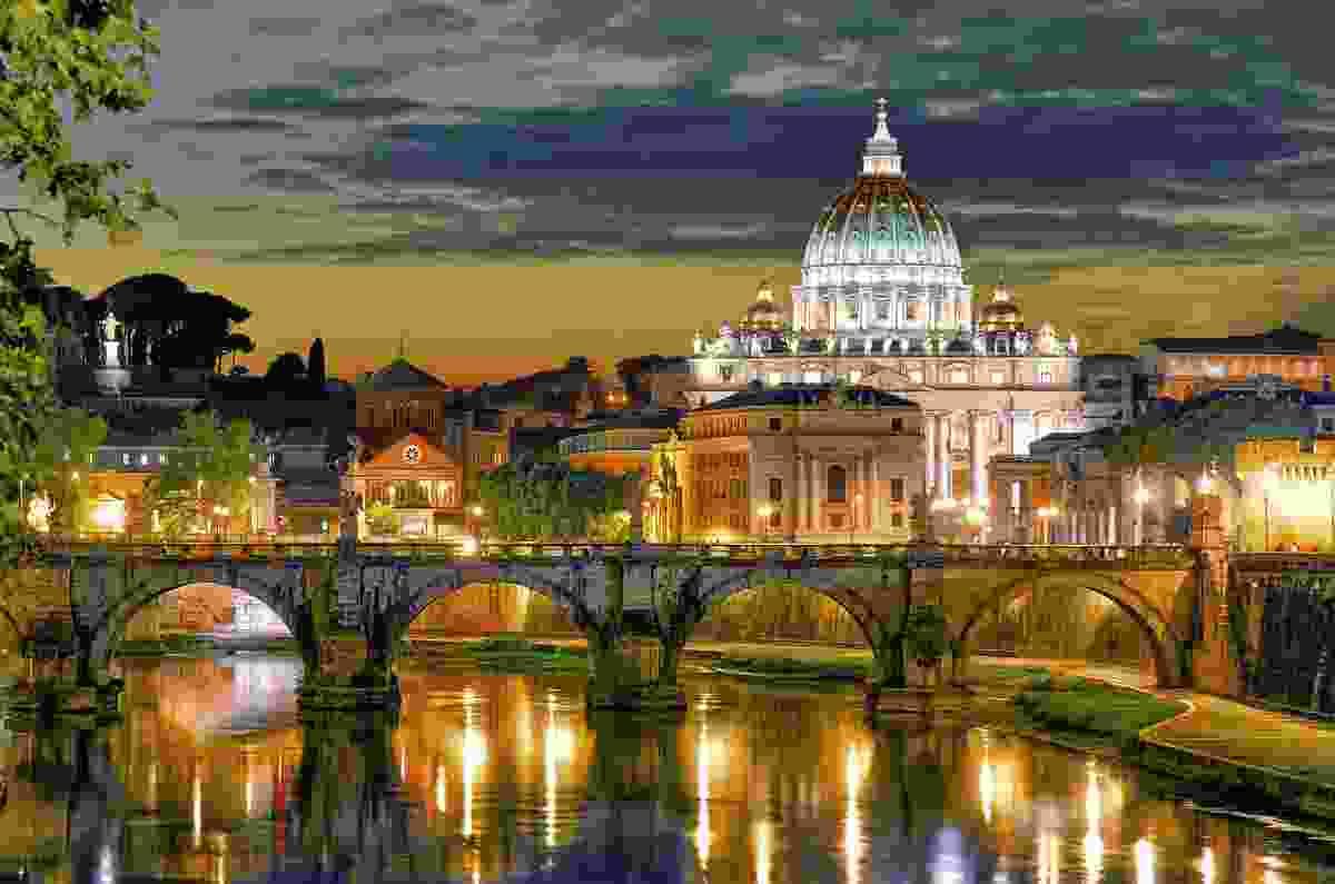 Vatican City. (Shutterstock)