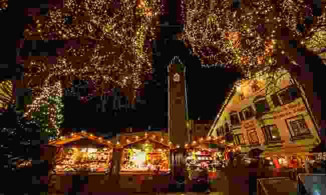Christmas in Bolzano (Shutterstock)