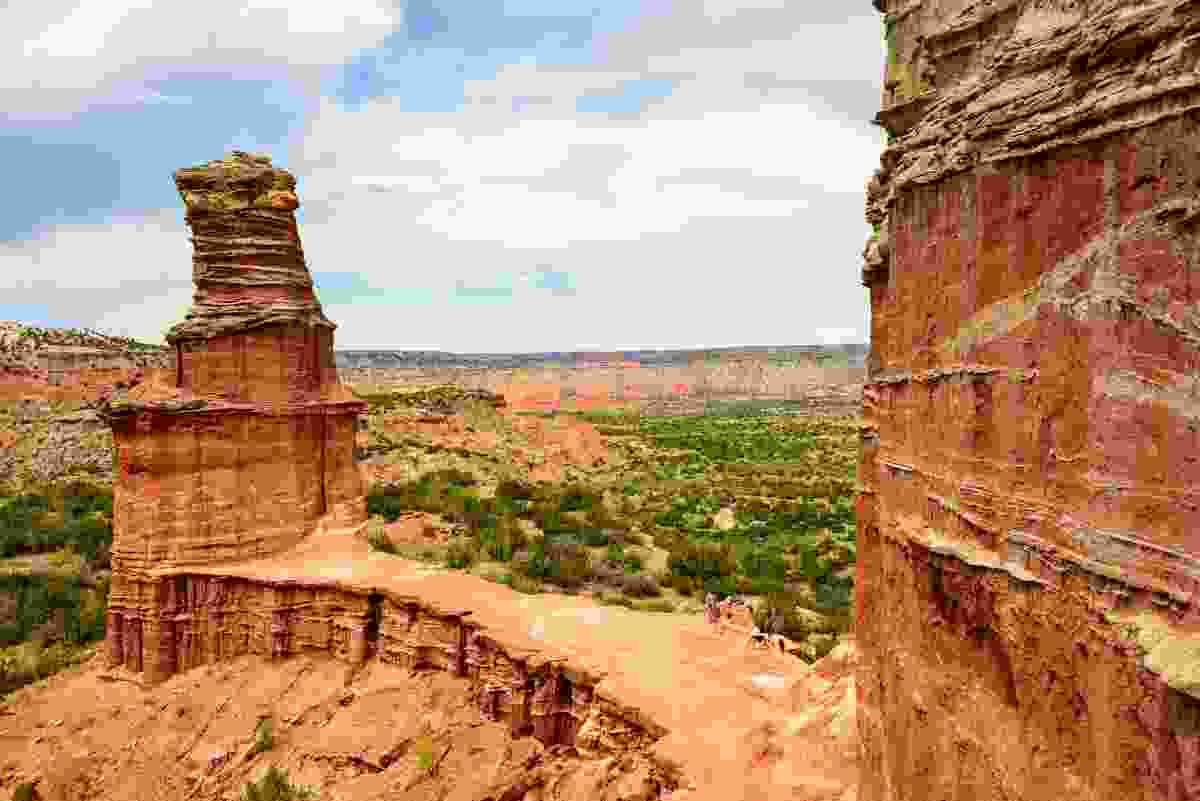 The Palo Duro Canyon is America's second largest canyon (Shutterstock)