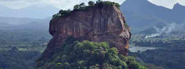 Sigiria, Sri Lanka (Shutterstock)