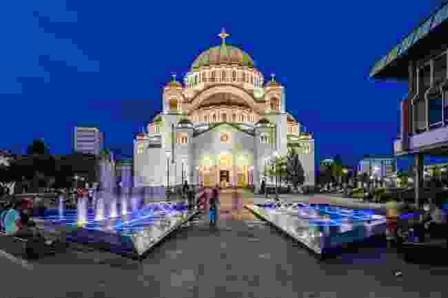 St Sava Temple, Belgrade (Shutterstock)