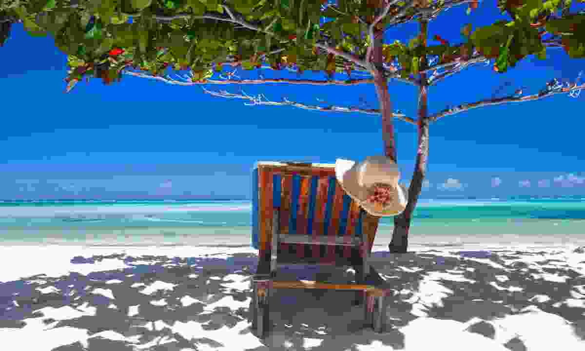 Your deckchair awaits in Zanzibar (Dreamstime)