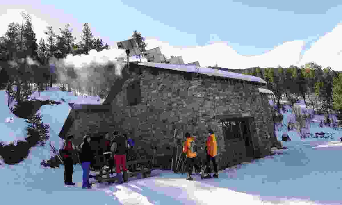 Skiing in Tuixent-La Vansa (Arxiu Patronat de Turisme - Diputació de Lleida)