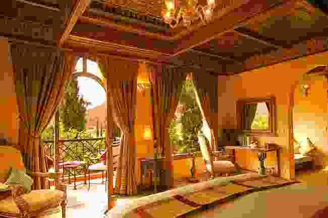 Kasbah Tamadot, Morocco (Virgin Limited Edition)