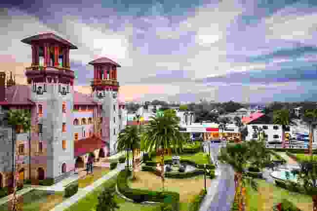 The Lightner Museum, St Augustine, Florida, USA (Shutterstock)