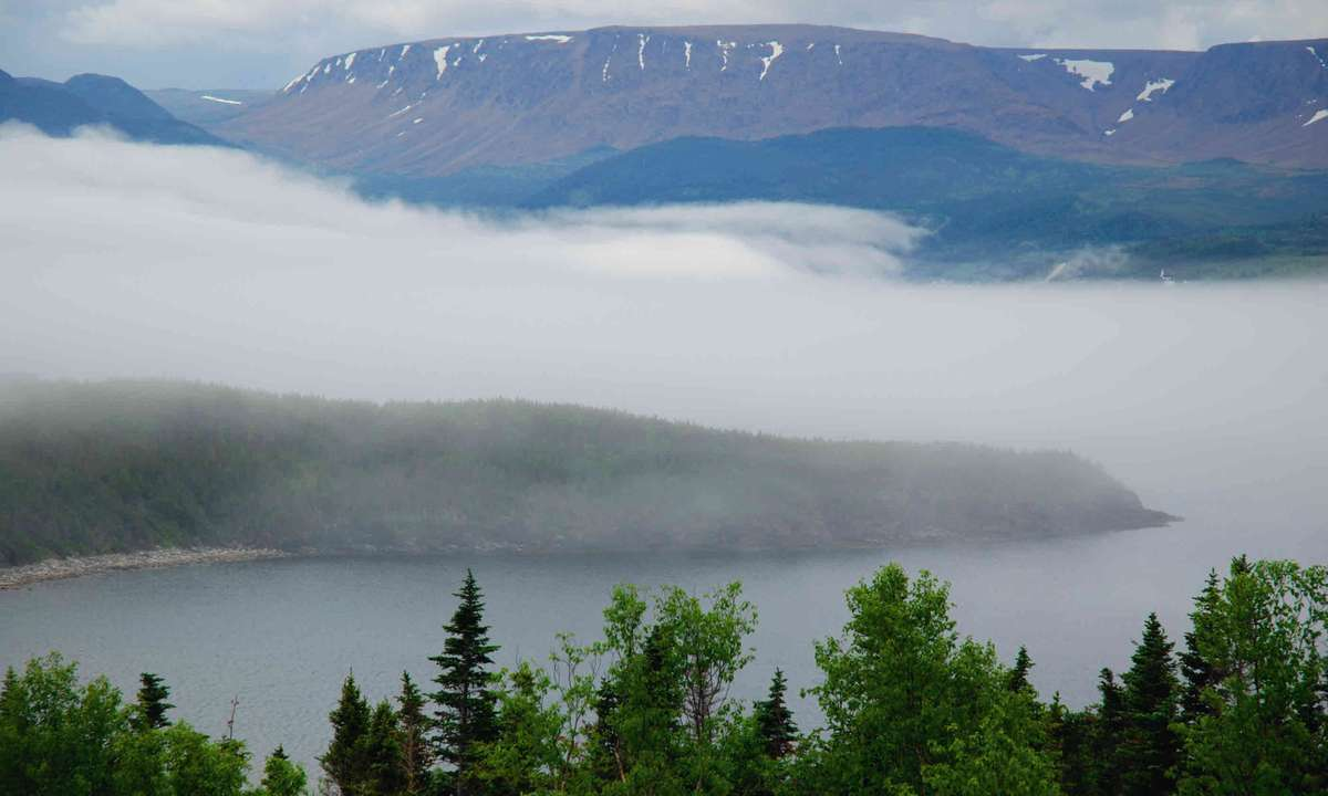 Newfoundland, Canada (Audley)