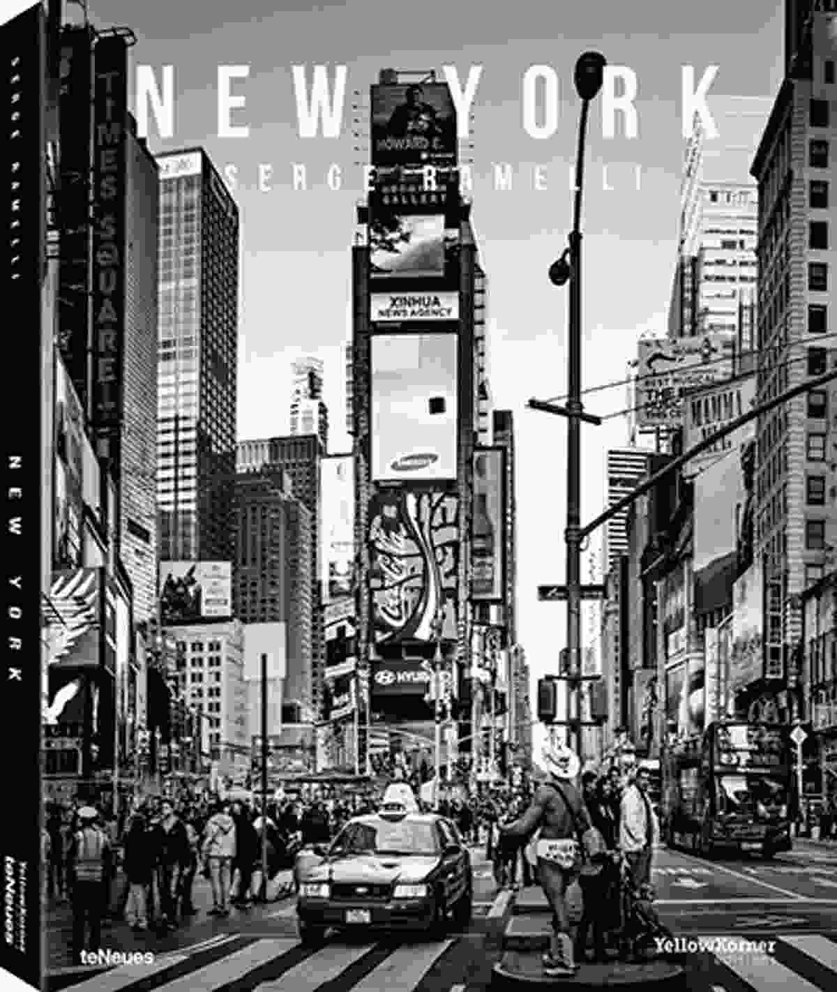 © New York by Serge Ramelli, SMALL FORMAT EDITION, published by teNeues, £ 12.50, www.teneues.com