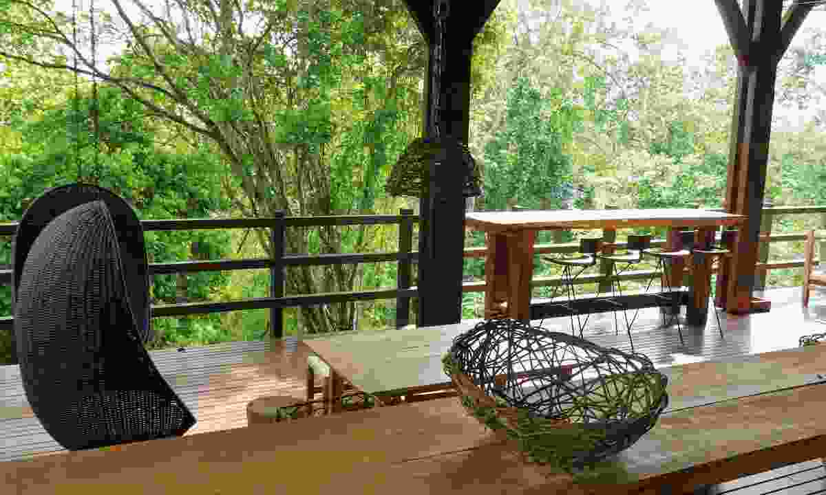 Lodgings are done in style at Awasi (Sarah Gilbert)