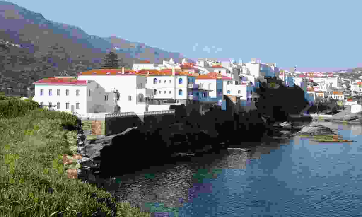 Andros (Greece National Tourism Office)