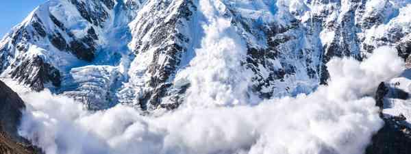 An avalanche (Shutterstock)