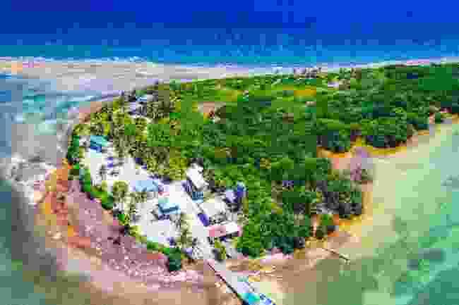 Glover's Reef, Belize (Shutterstock)